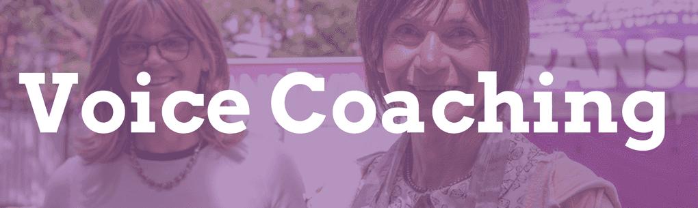 Voice Coaching