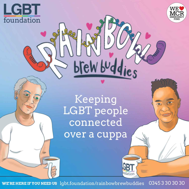 Rainbow Brew Buddies
