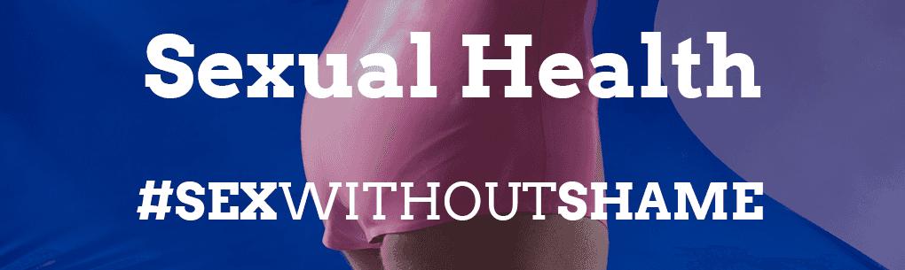 Sexual Health homepage