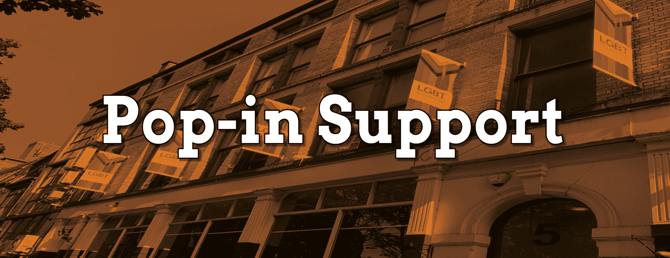 Pop-in Support