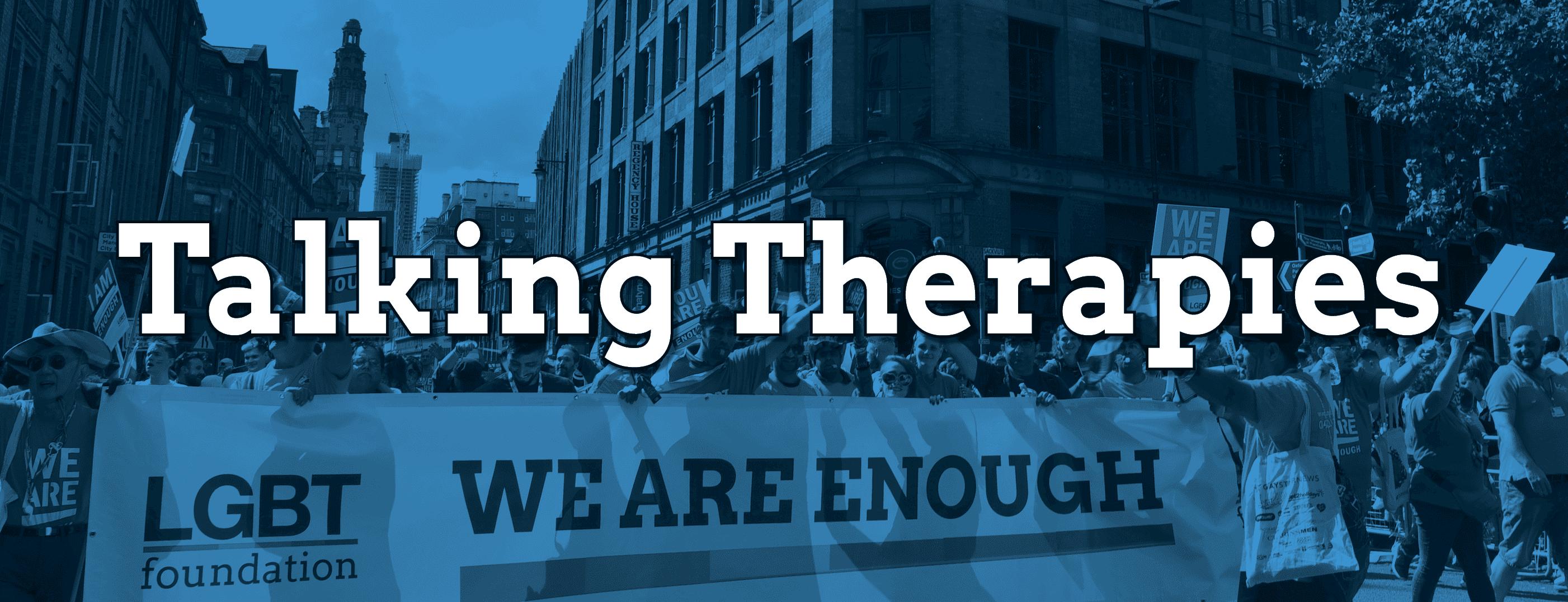 Talking Therapies